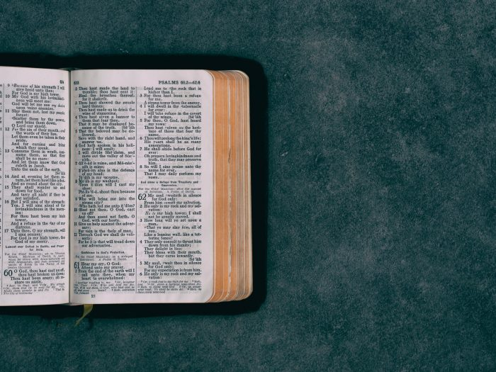 How We Chose Our Bible Translation