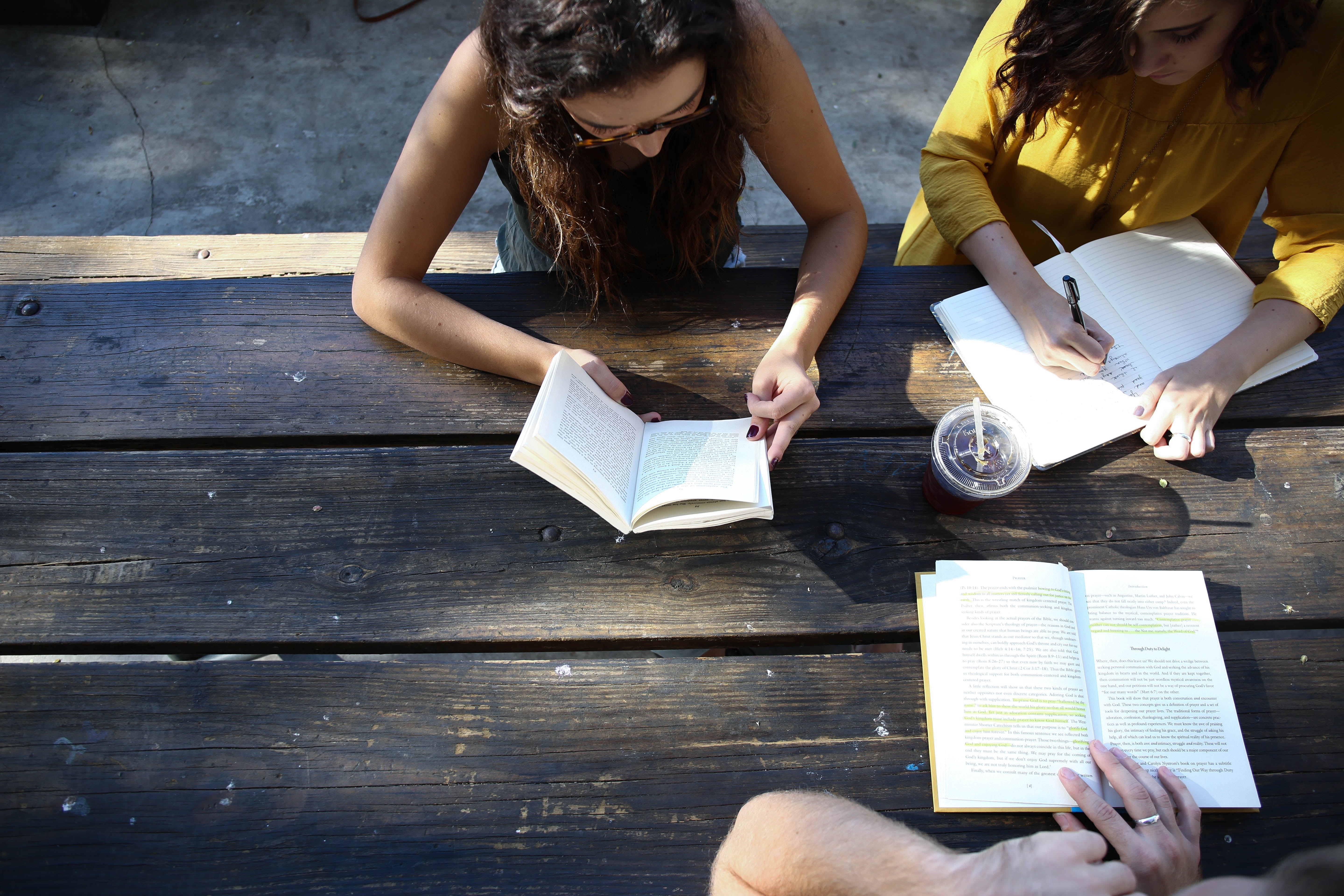 The Role of a Bible Study Leader