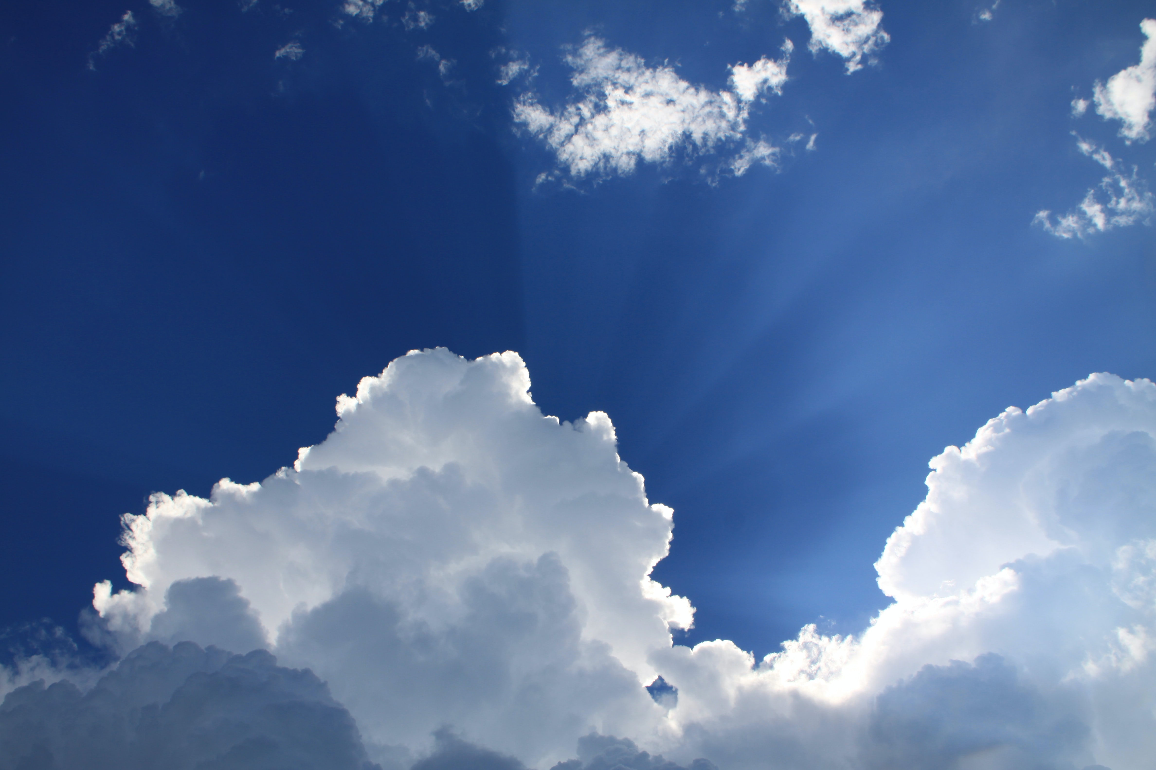 Clouds Biblical Theology of Blessing New Testament